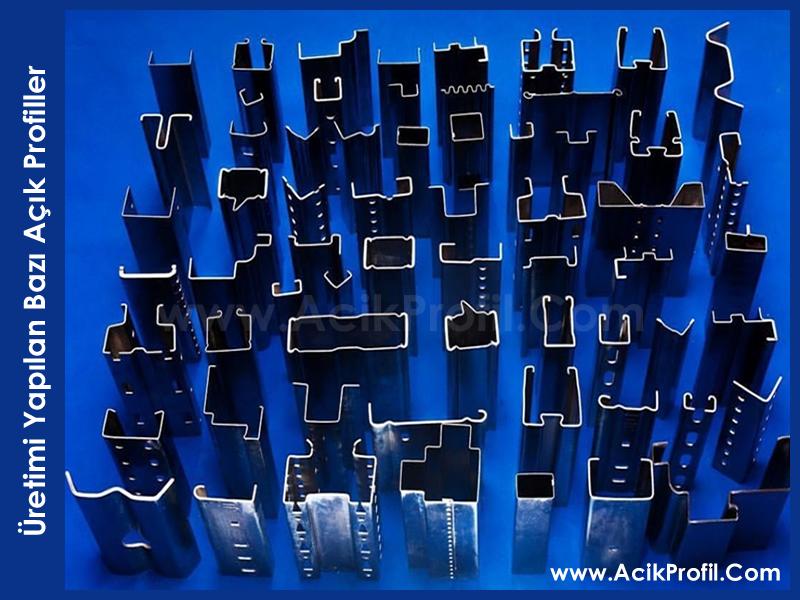 SerProfil Hafif Çelik Konstrüksiyon Yapı Profilleri